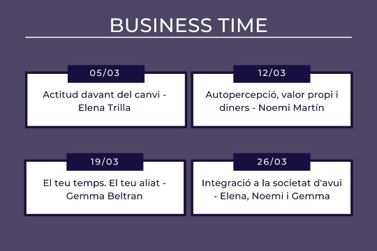 Business Time - Women's Time CAT (2)