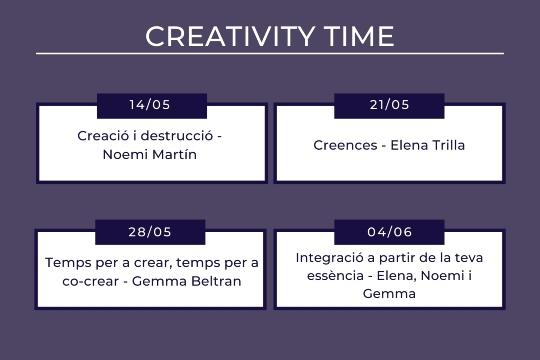 Creativity Time - Women's Time CAT (1)