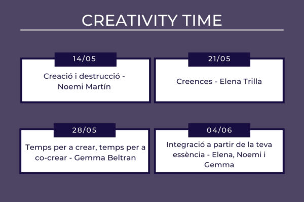 Creativity Time - Women's Time CAT